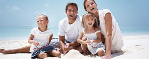 Family holidays in the UK and abroad from Ocky White Travel, Haverfordwest